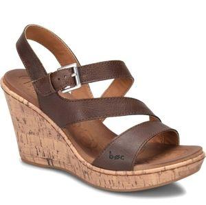 BOC Schirra Wedge Sandal